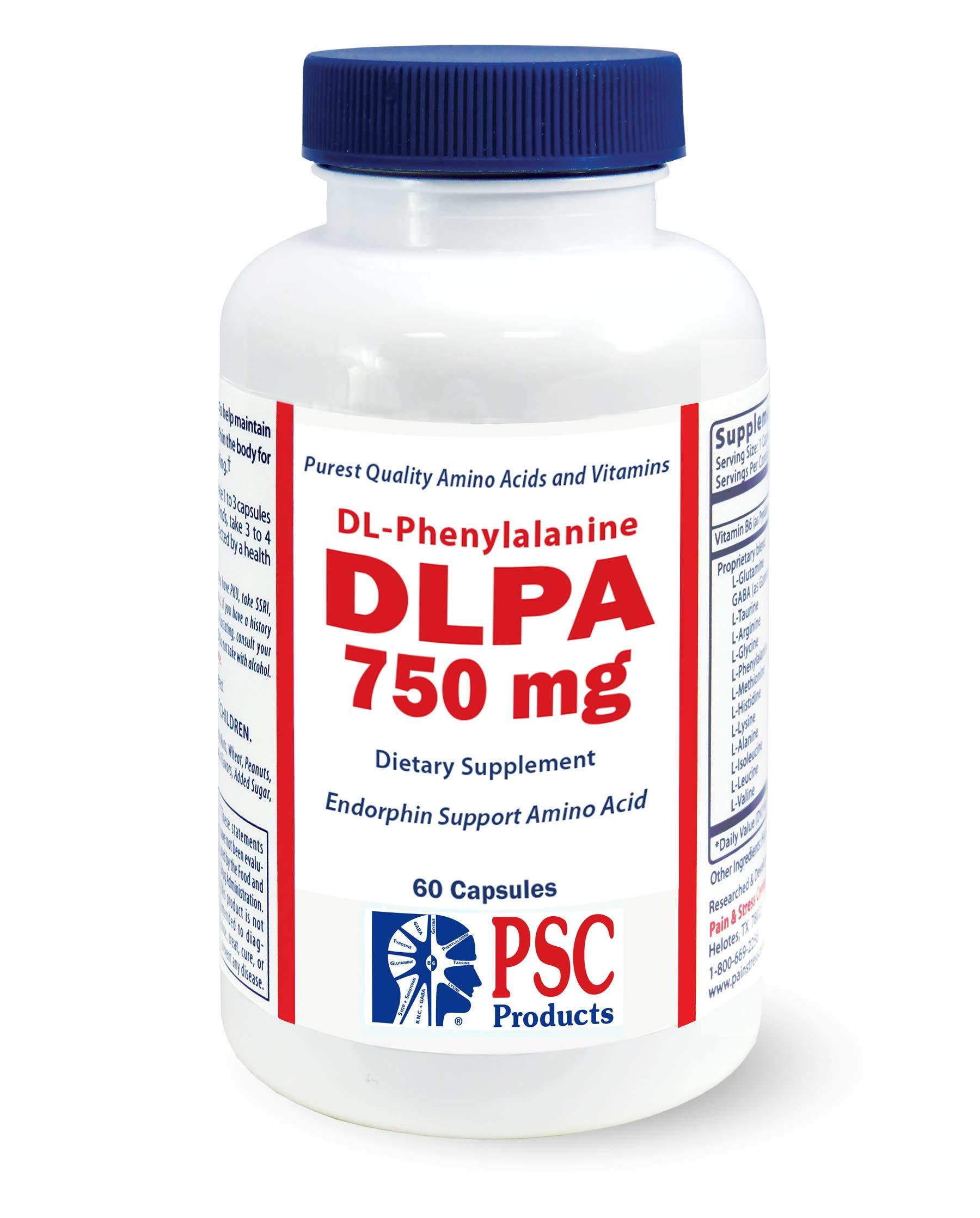 DL-Phenylalanine 750 Mg