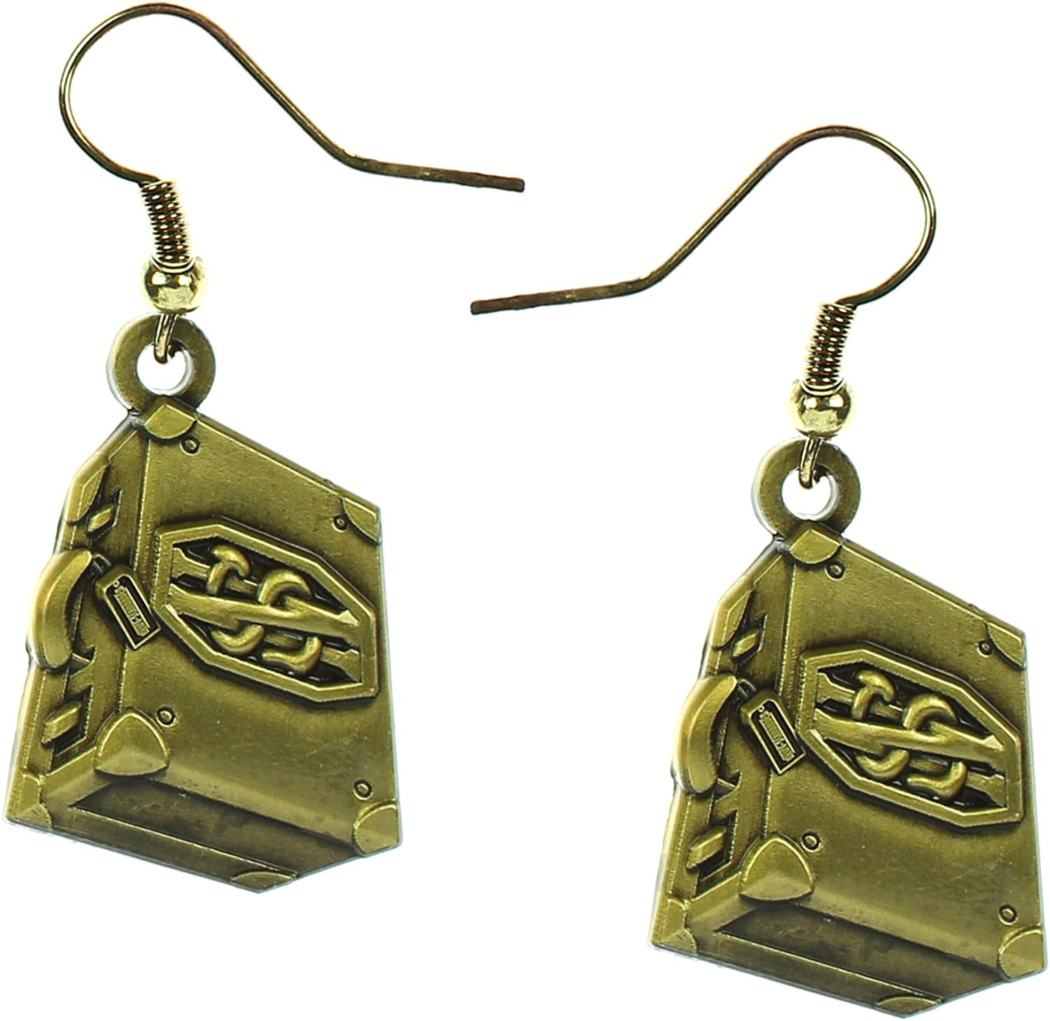 Fantastic Beasts NS Suitcase Earrings (antique brass plated) Other