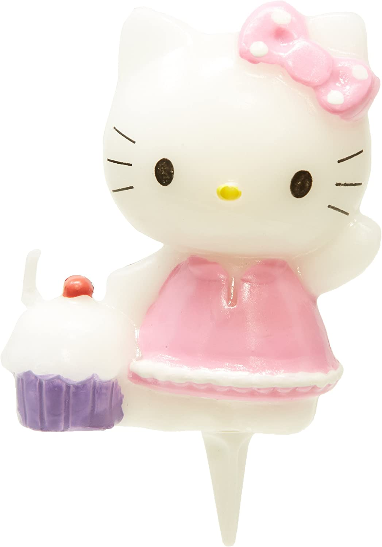 Bougie Hello Kitty Chiffre 3