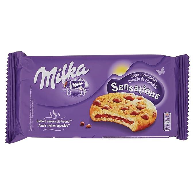 6 opinioni per Milka Cookies Sensation- 160 gr