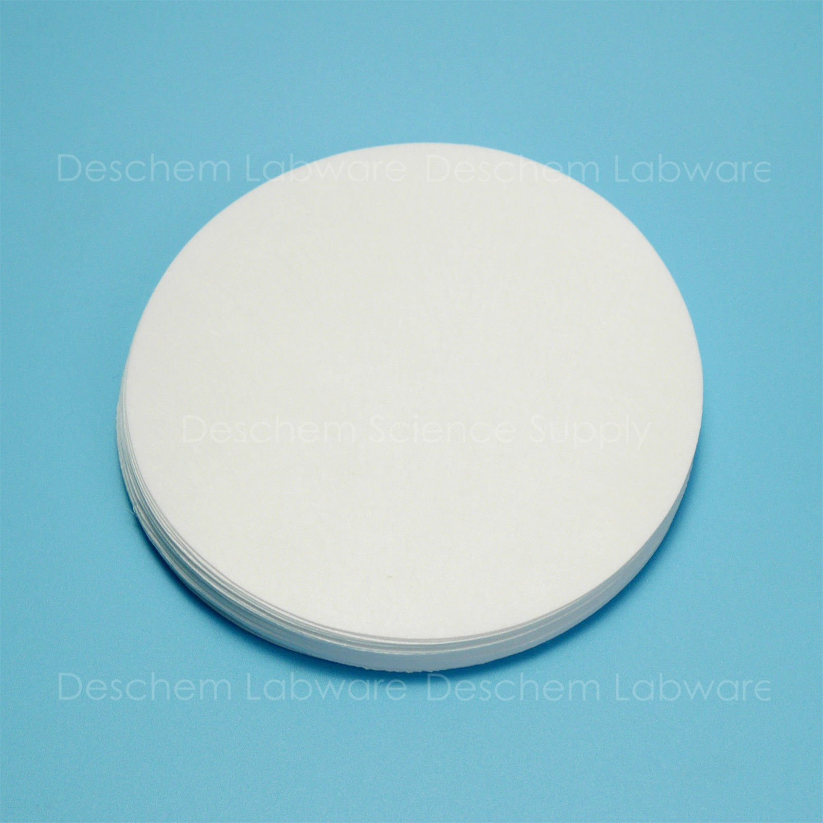 Deschem 100mm CA Membrane Filter,10cm,Made by Cellulose Acetate,50 Pcs/Pack by Deschem