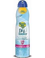 Banana Boat Dry Balance Instantly Dry Clear Sunscreen Spray, SPF 50, 170 grams