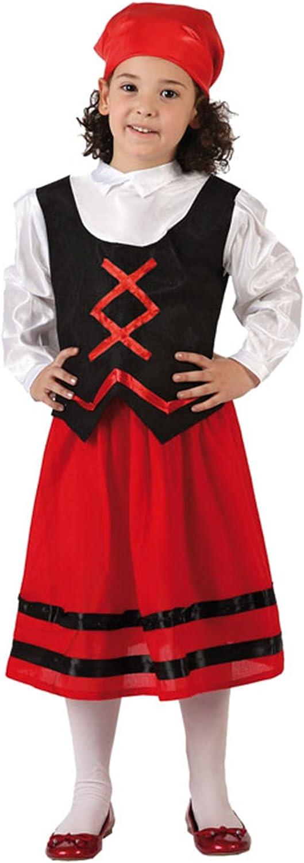Disfraz Pastora niña de 12 a 24 meses: Amazon.es: Juguetes y juegos