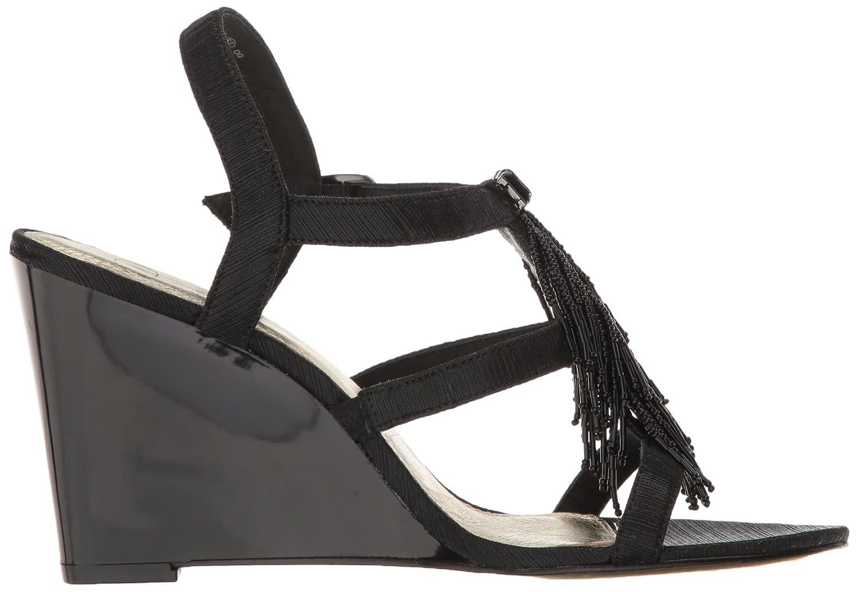 Adrianna Papell Women/'s Adair Wedge Sandal