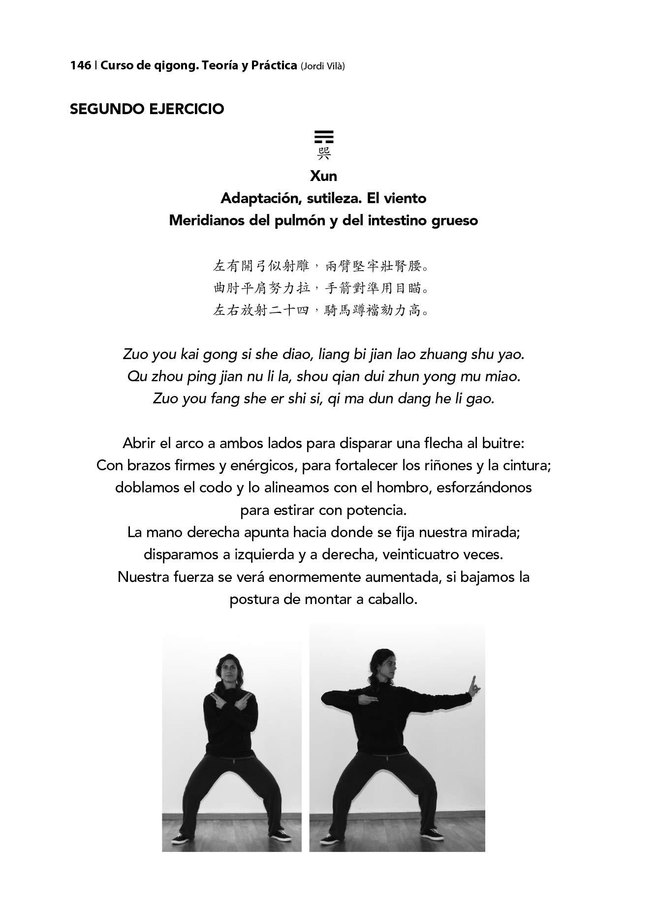 Curso de Qigong : teoría y práctica: Jordi Via i Oliveras ...