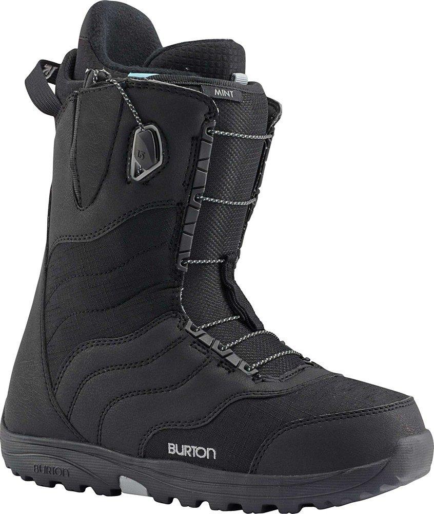 Burton Mint Snowboard Boot 2016 - Womens Black 6.5 by Burton