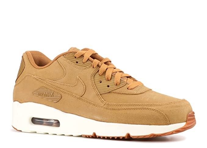 Nike Men's Trainers Brown Flax Flax sail Gum med Brown