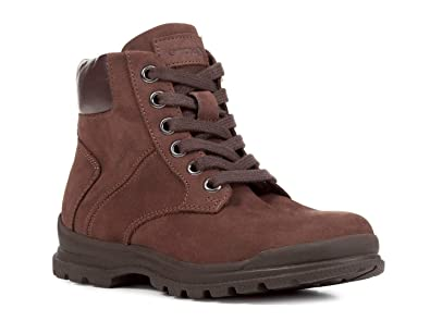 773f7a1aaa1b6 Geox Navado Kids Boots Brown  Geox  Amazon.fr  Chaussures et Sacs