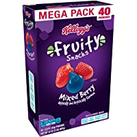 Fruity Snacks Mixed Berry, Gluten Free, Fat Free