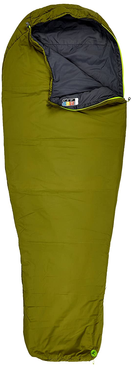 Marmot NanoWave 35 Men s sleeping bag, 6-Inch Left Hand, Moss