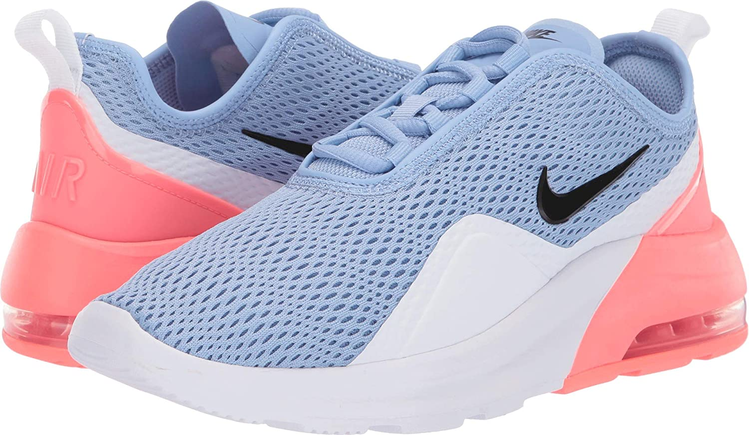 Amazon Com Nike Women S Air Max Motion 2 Ankle High Fabric