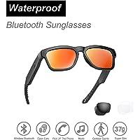 OhO Sunshine Fashionable Waterproof Audio Bluetooth Sunglasses to Listen Music and Make Phone Calls