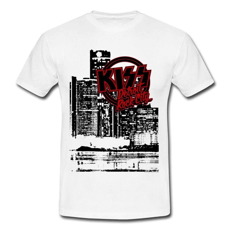 KISS Detroit Rock City Men's T-Shirt by Spreadshirt??