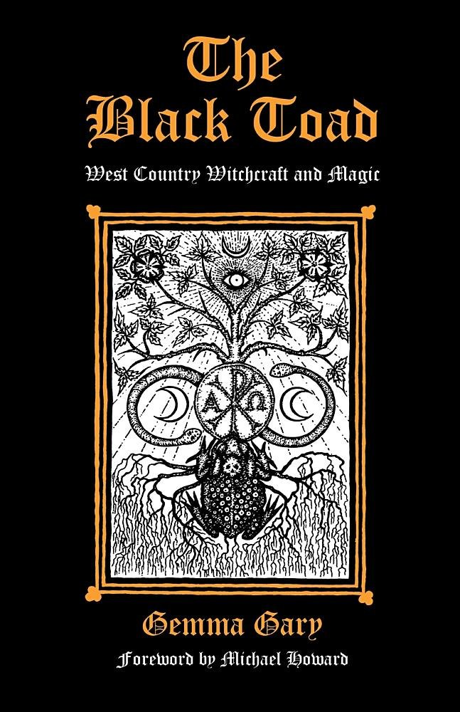 The Black Toad: West Country Witchcraft and Magic: Amazon co uk
