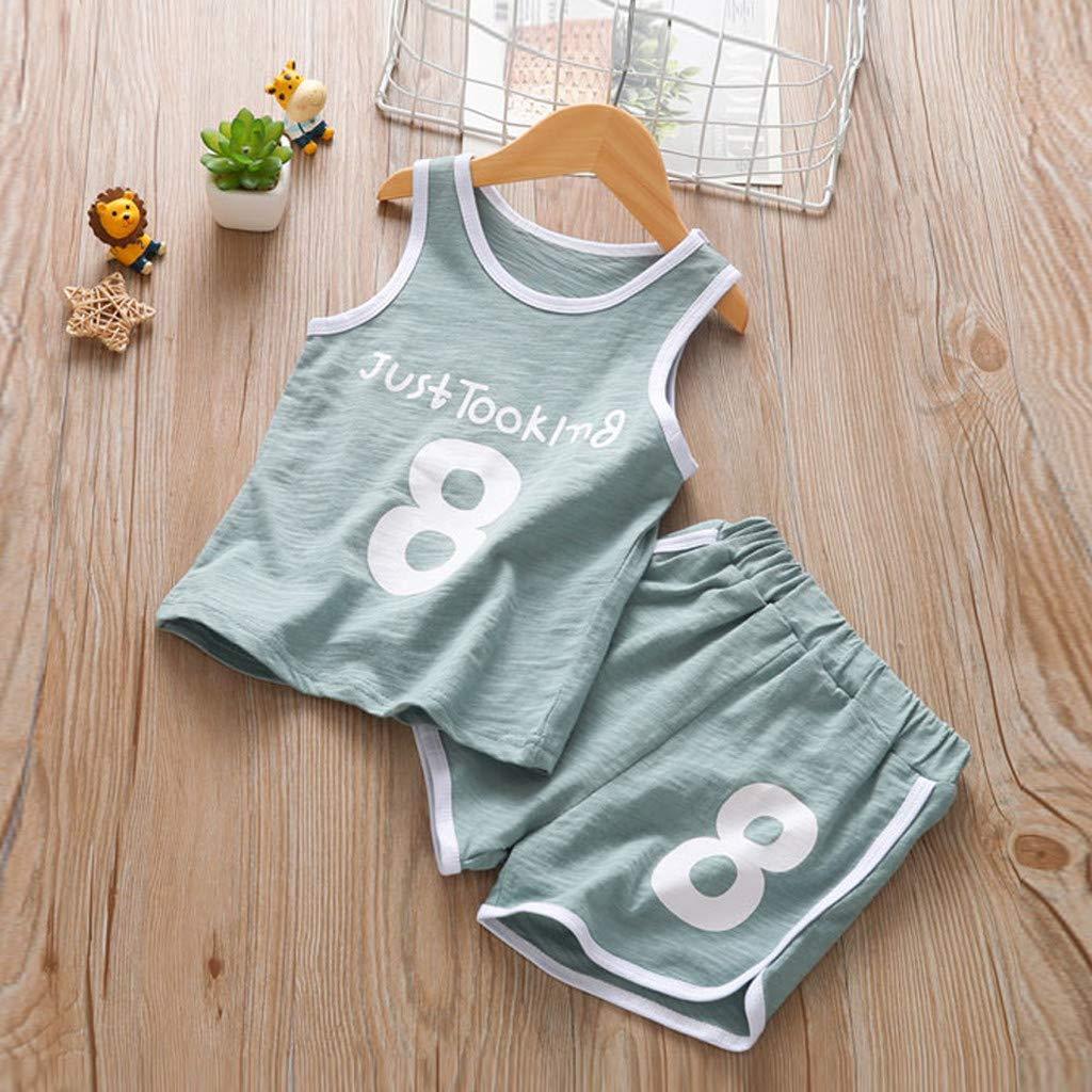 Amazon.com: Luonita - Conjunto deportivo de verano para ...