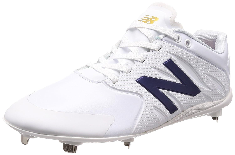 [ニューバランス] 野球スパイク AB100(現行モデル) B072FB6862 24.0 cm 2E ホワイト