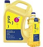 Jivo Canola Refined Edible Oils 5+2 Ltr