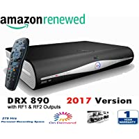 sky DRX890 500 GB Plus HD Box with RF1 and RF2 Outputs (Renewed)
