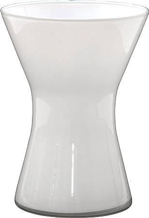 Amazonde Duifs Florist Articles 19 3cm Hohe Vase Aus Glas In