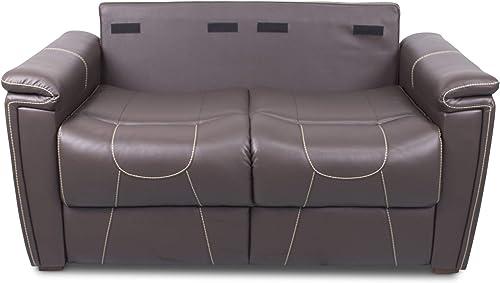 THOMAS PAYNE 377706 60″ Tri-Fold Majestic Chocolate