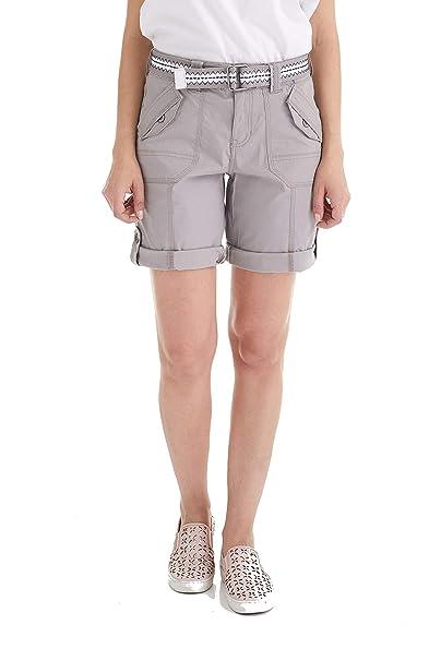 Amazon.com: Suko Cargo Bermuda - Pantalones cortos para ...