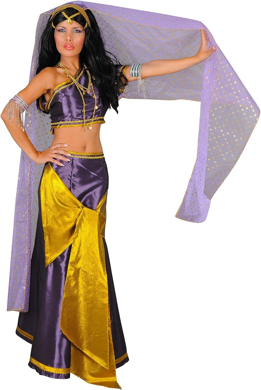 Stamco Disfraz Hindu Mujer: Amazon.es: Juguetes y juegos
