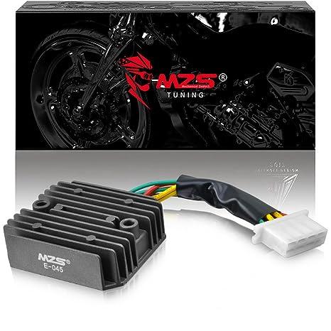 amazon com mzs voltage regulator rectifier for honda gl1000