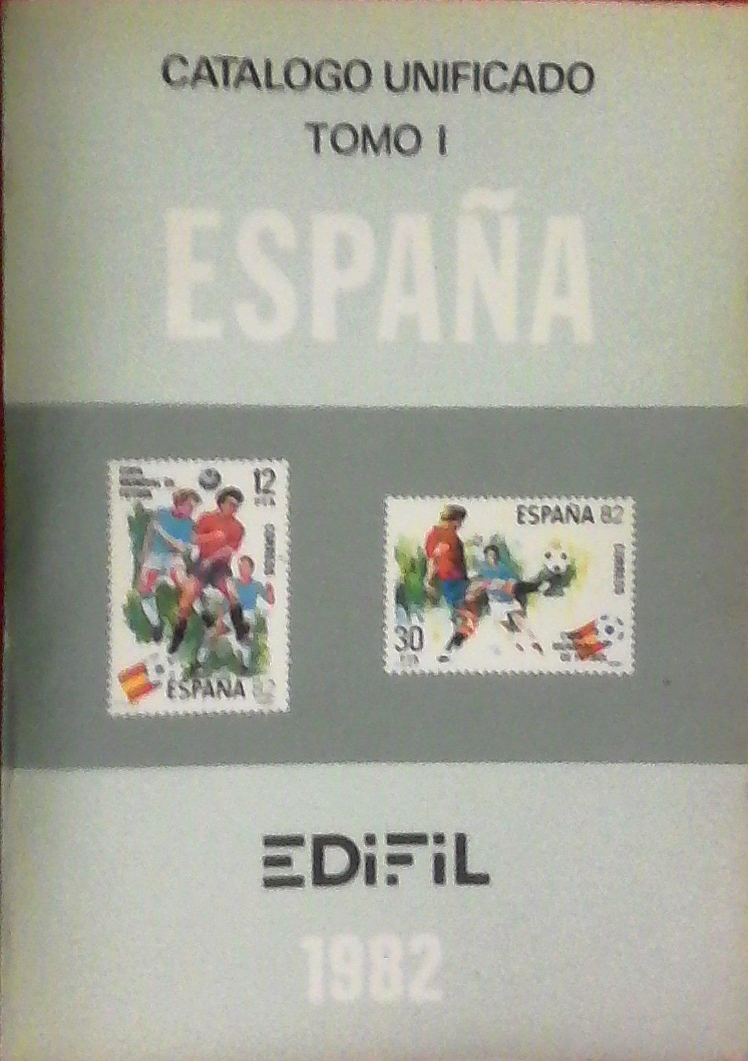 Catálogo unificado de sellos de España y dependencias postales ...