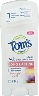 product image for Tom's Of Maine Natural Deodorant Stick, Aluminum Free, Long Lasting, Beautiful Earth, 2.25 Ounce