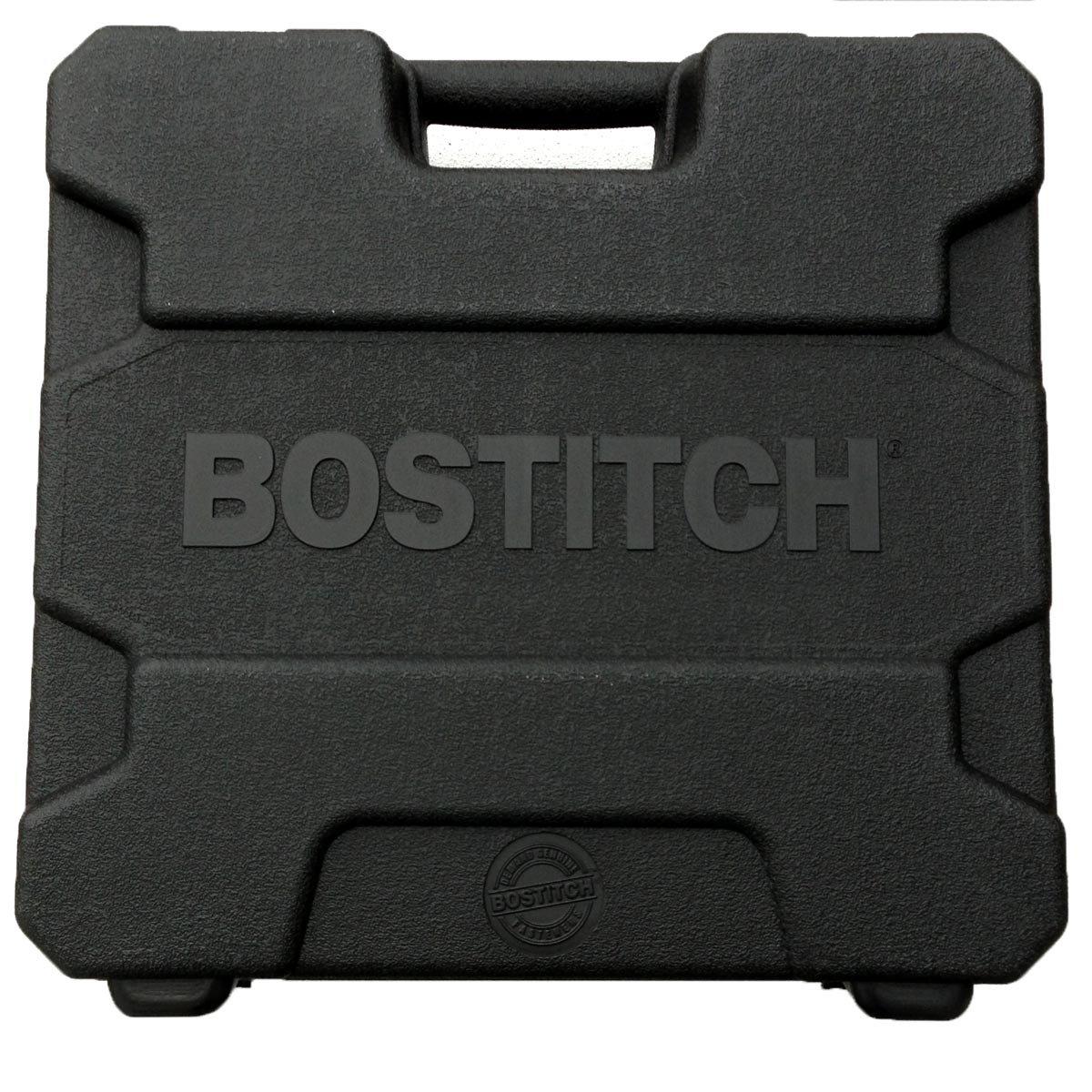 Bostitch MFN201 Cloueur /à parquet manuel avec mode cliquet 40/mm