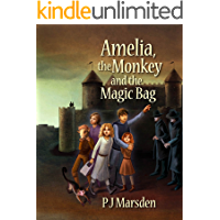 Amelia, the Monkey and the Magic Bag