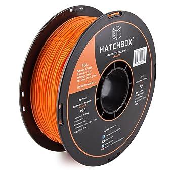 3d Printer Filament Qualified Go 3d Pla Orange