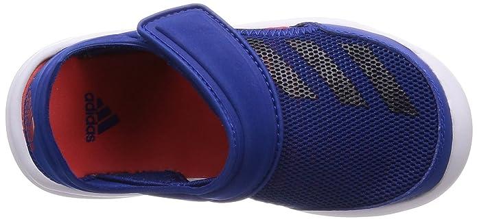 Adidas Fortaswim C, Zapatos de Playa y Piscina Unisex Niños
