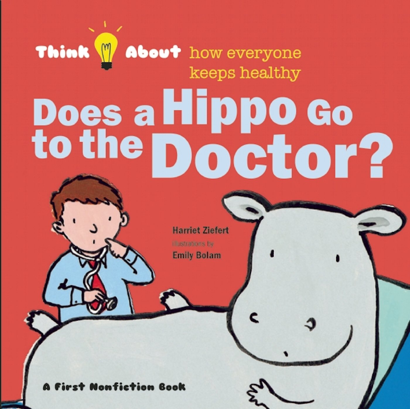 Download Does a Hippo Go to the Doctor? (Think About...) pdf