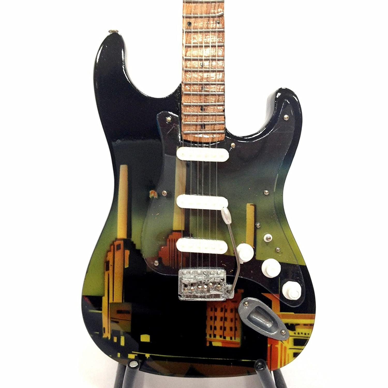Mini guitarra de colección - Replica mini guitar - Pink Floyd - Tribute - The Animals