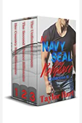 Hot Navy SEAL Clean Romance Collection II: 3 Sweet, Contemporary Military Romance Kindle Edition