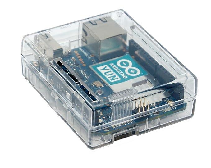 Amazon.com: Arduino Yun Caso transparente (Clear): Computers ...