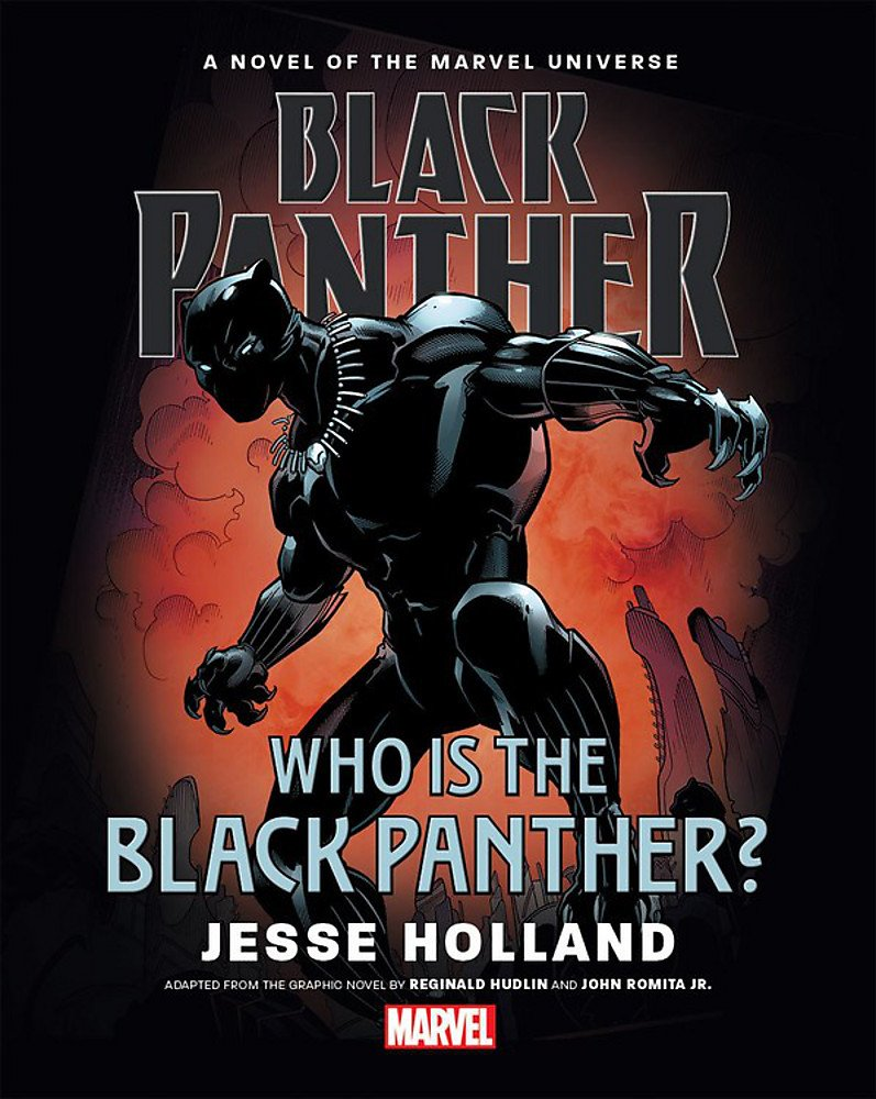 a35bc34282a Amazon.com  Black Panther  Who is the Black Panther  Prose Novel  (9781302902674)  Jesse J. Holland  Books
