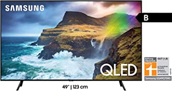 Samsung GQ49Q70RGTXZG 123 cm (49 Pulgadas) Plano QLED TV ...