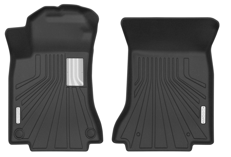 HUSKYLINER 70041 Black Floor Liners Mogo Front CLA-CLASS