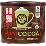 Equal Exchange Spicy Hot Cocoa, 12-Ounce Cans (Pack of 3)