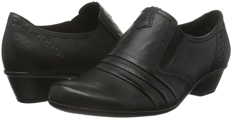 Gabor Schwarz Damen Comfort Basic Slipper Schwarz Gabor (Schwarz 17) 237f1d