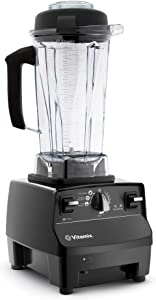 Vitamix Standard Programs Blender, Professional-Grade, 64oz. Container, Black (Renewed)