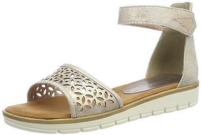 best sneakers 8983b e7d33 MARCO TOZZI Damen 2-2-28601-22 Geschlossene Sandalen