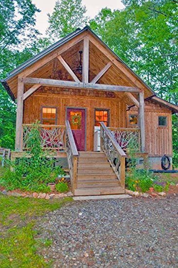 timber frame cabin kit