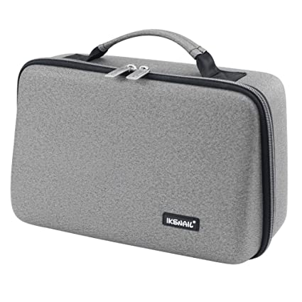 TOPVISION T21//T23 and More Projector Case,TOPVISION Video Projector Bag Mini Projector Case,for DBPOWER T20//T21//GP15