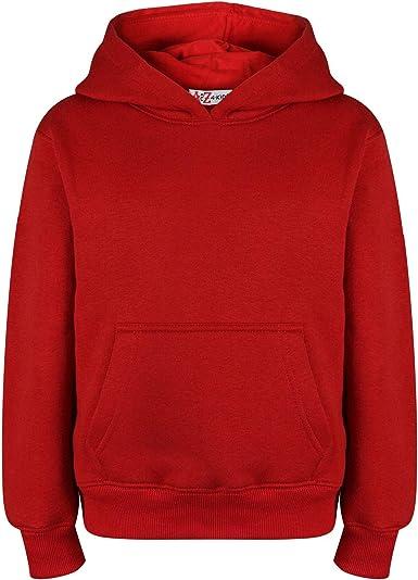 A2Z 4 Kids/® Kids Girls Boys Sweatshirt Tops Designers Casual Plain Khaki Pullover Sweatshirt Fleece Hooded Jumper Coats New Age 2 3 4 5 6 7 8 9 10 11 12 13 Years