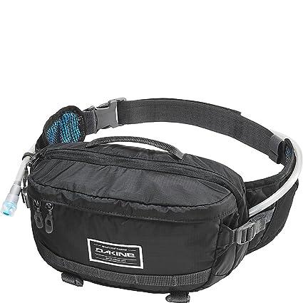 e202b5017ce Amazon.com : Dakine Hot Laps 5 Liter Bike Waist Bag Black : Sports ...