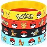 Generic Little Monster Rubber Bracelets Wristband (12 Pieces)