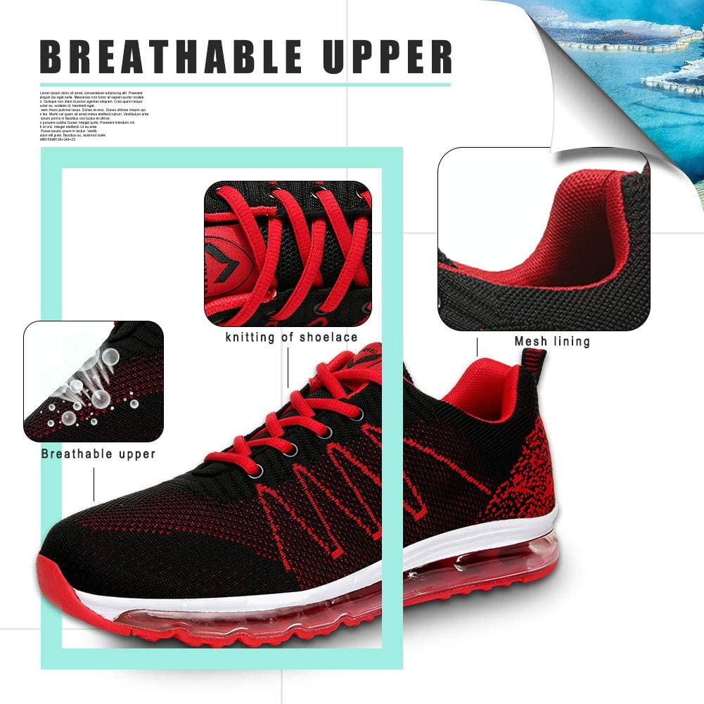 Mens Womens Running Shoes Sports Gym Walking Jogging Athletic Fitness Outdoor Sneakers Fashion Trainers